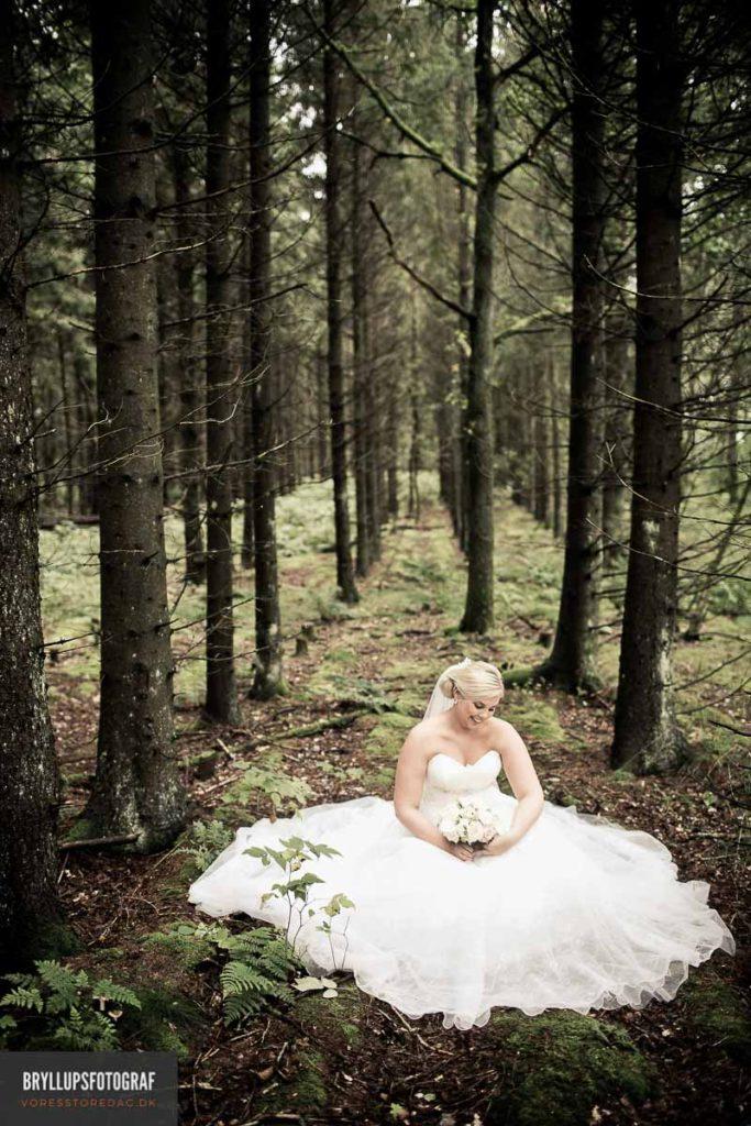 Wedding dress Denmark